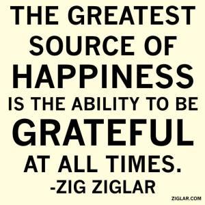 gratitude ziglar
