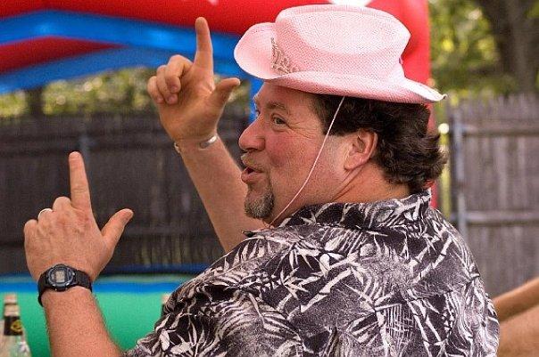 Steves hat