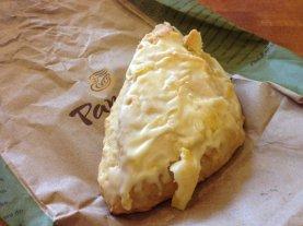 orange scone