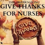 nurse thank